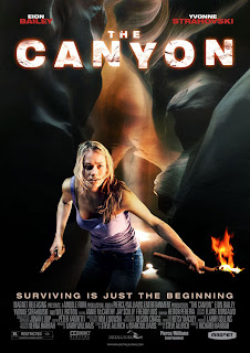 Filme poster Garota The Canyon DVDRiP XviD-VISION