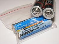 Batteriebehältnisse - Batterien-eingeschweißt