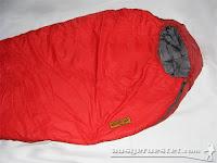 Mammut Ajungilak Kompakt Spring Schlafsack Test