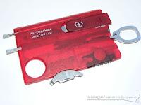 Victorinox SwissCard Lite - fürs Erste-Hilfe-Set