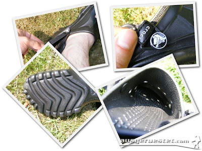 Crocs Off Road - Details