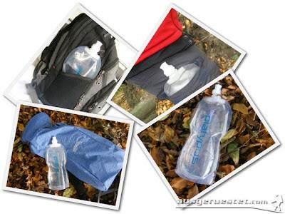 Platypus Faltflasche Trinksystem