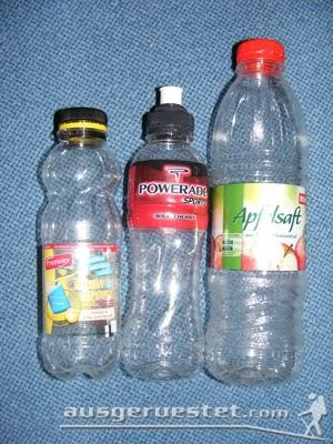 PET Trinkflaschen Favoriten