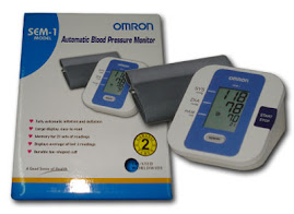 tensimeter digital OMRON SEM-1