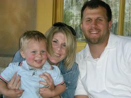 Nate, Brooke, and Hudson