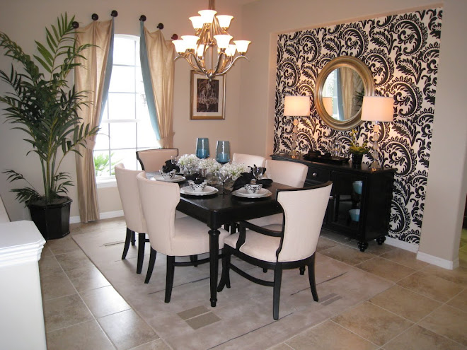 Adorn studio llc residential interior decor new model home august 2010 - Who decorates model homes image ...
