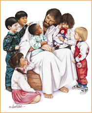 Jesus e as crianças...