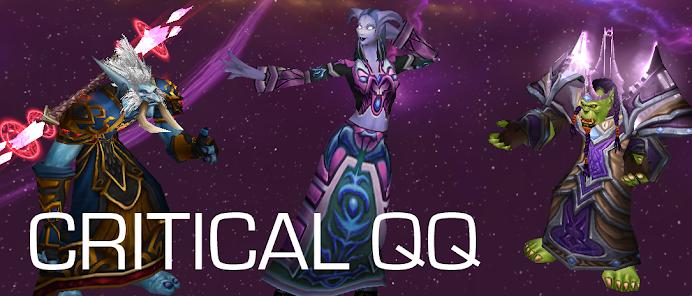 Critical QQ