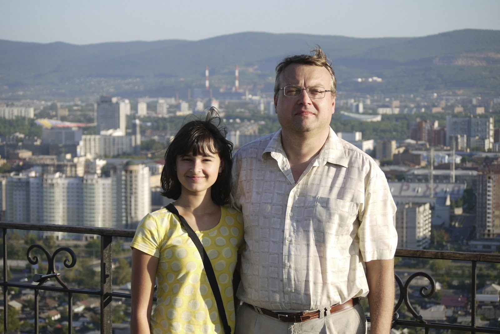 How to get to Krasnoyarsk 64