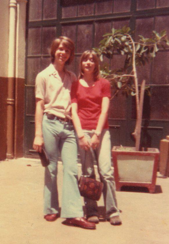 Lisa Daniels y Diane