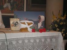 """Despedida de nuestra querida """"Gallega"""" Dionisia Lopez Amado fallecida el 29 de noviembre del 2009"""