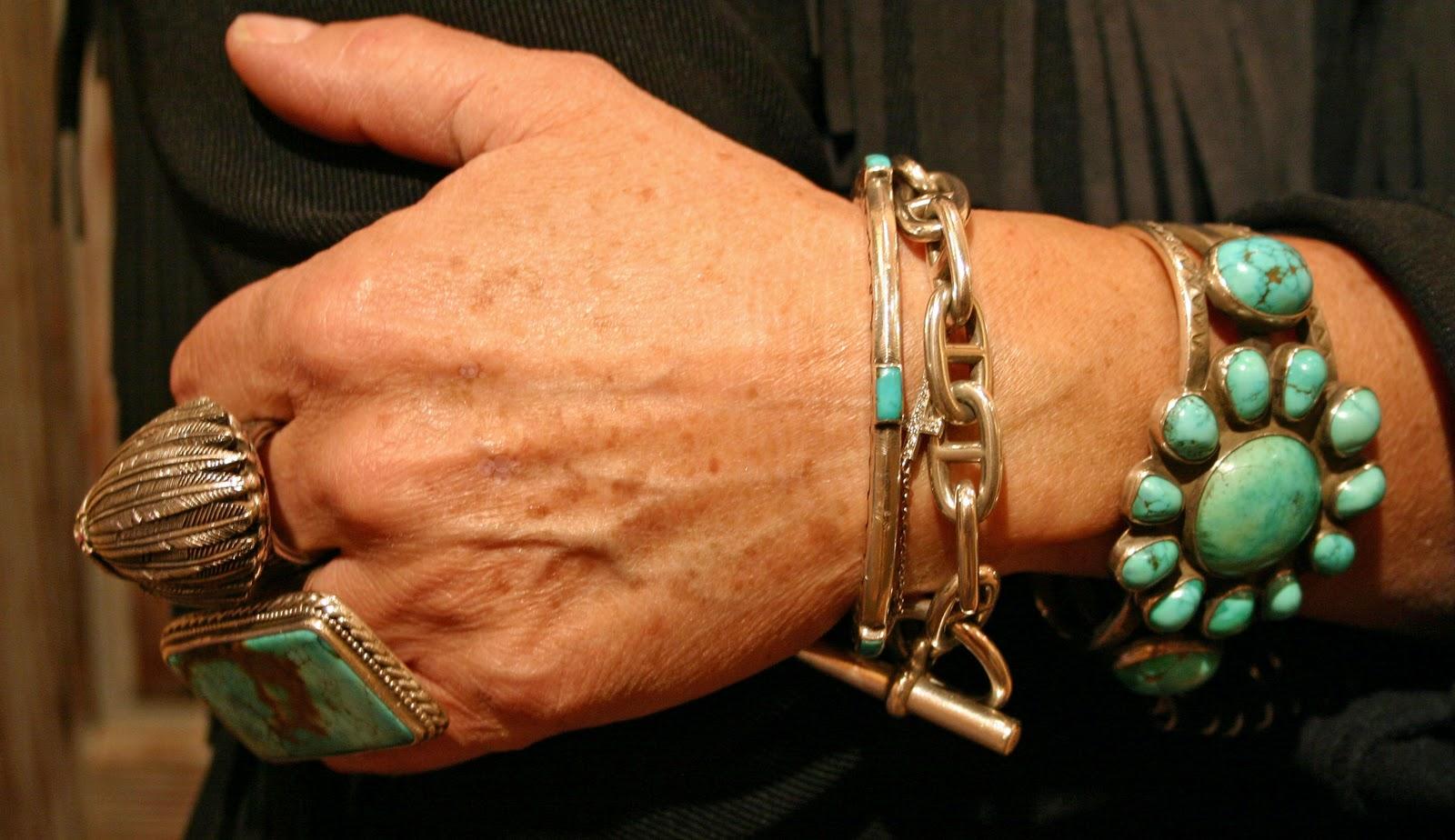 chasing santa fe: nathalie - santa fe's french connection