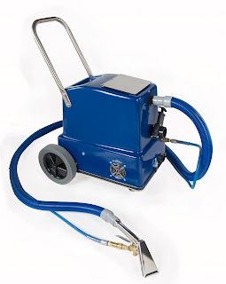 Carpet Extractors for Auto Detailing
