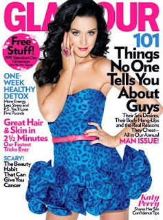 Katy Perry - US Glamour February 2010