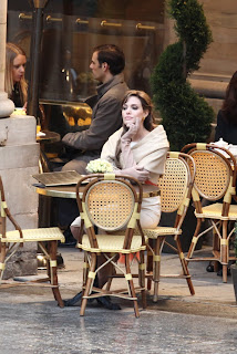 Angelina Jolie Looking Good On The Set of  'The Tourist'