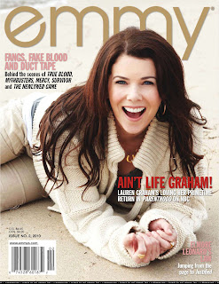 Lauren Graham: Emmy Girl