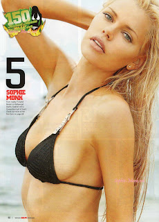 Sophie Monk In Bikini In Ralph Magazine