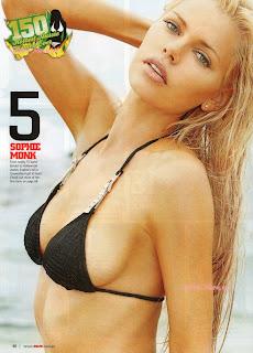 Sophie Monk In Bikini In Ralph Magazine