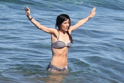 Ashlee Simpson Bikini