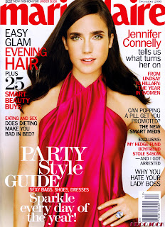 Jennifer Connelly - Marie Claire Magazine December 2008
