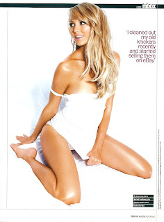 Stacy Keibler Sexy - Maxim UK Feb 2009