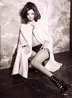 Miranda Kerr Amazine Elle Girl