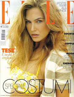 Bar Refaeli - Elle Magazine Pictures