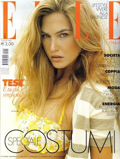Bar Refaeli - Elle Magazine Pictures