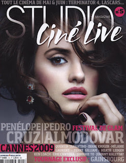 Penelope Cruz - Studio Cinelive