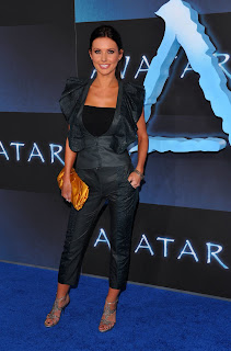 Audrina Patridge At Avatar Premiere