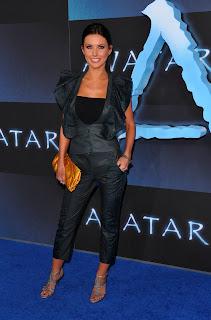 Audrina Patridge At Avatar Premiere