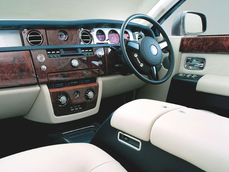 Rolls Royce Phantom Interior 2009. Rolls+royce+phantom+