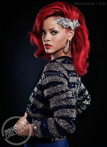 Rihanna Gorgeous for 'Q' Magazine 2010