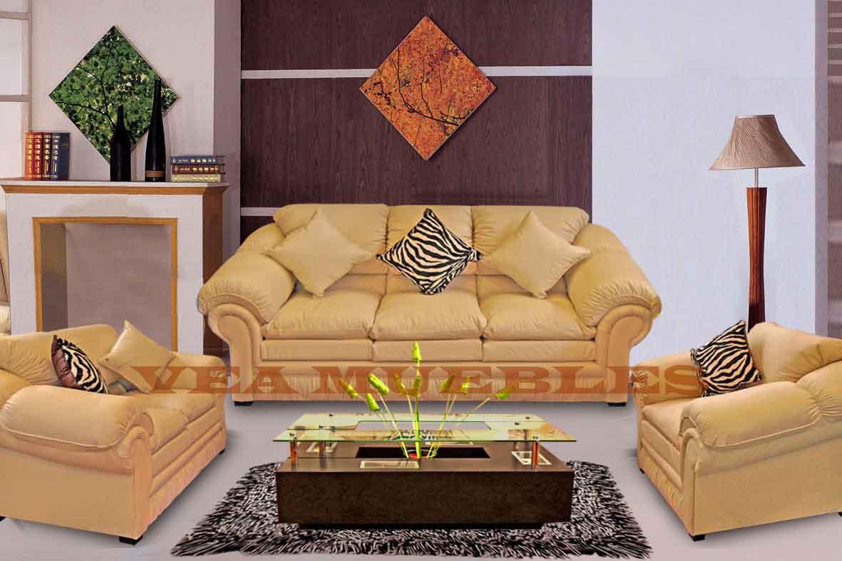 Vea muebles realiza tus sue os salas a su predileccion for Muebles de moda