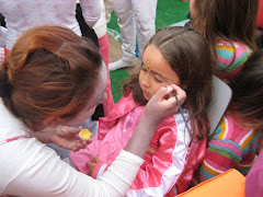 "Facepainting after ""El Zapo"""