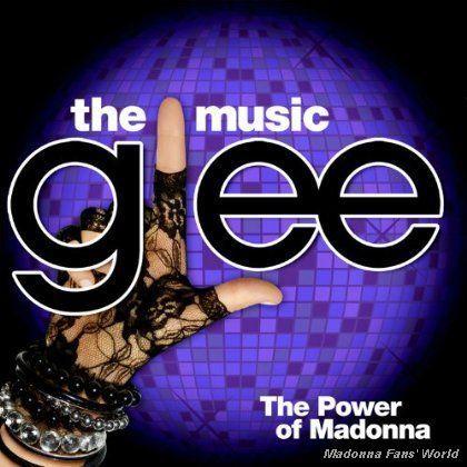 glee: la puntata dedicata a madonna diventa un cd