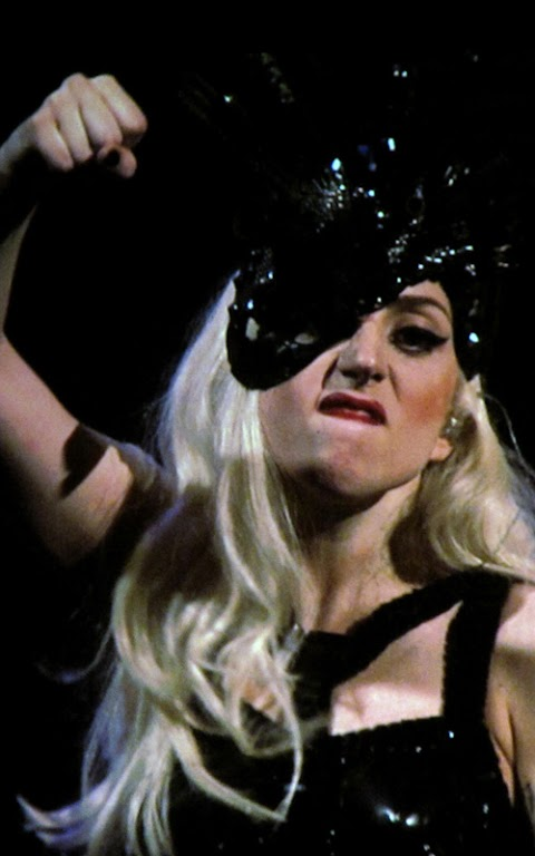parte il monster ball tour di lady gaga: foto e video