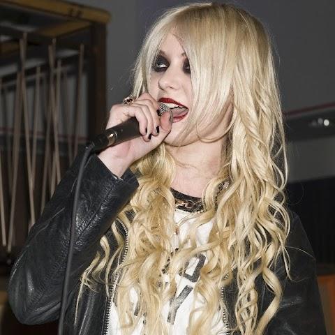 taylor momsen, da gossip girl a professionista del rock