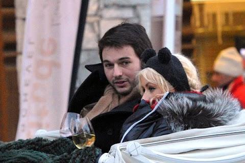 christina aguilera e il fidanzato cafonissimi in francia