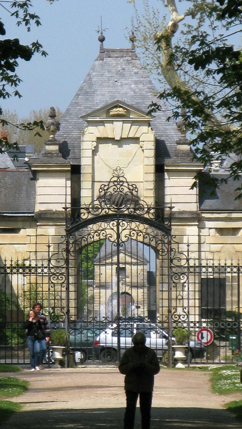 R i c h e l i e u 2 1 mai 2010 for Architecte en chef des monuments historiques