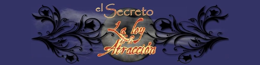 El secreto, la ley de atraccin