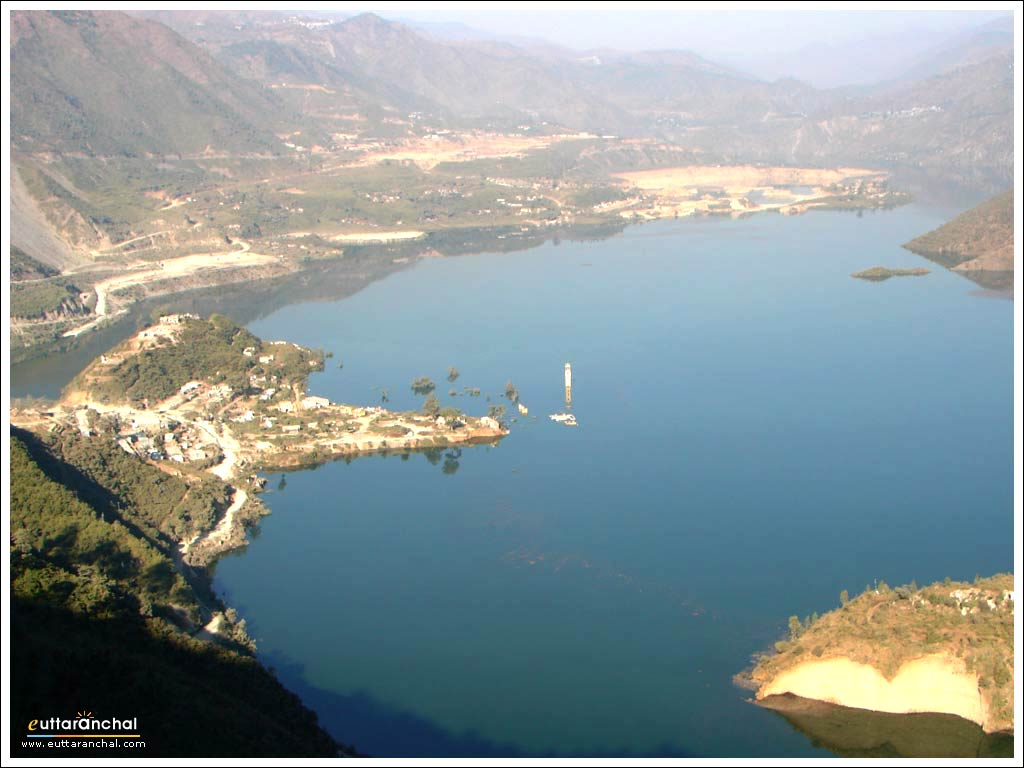tehri dam Tehri dam, situated in the north indian state of uttarakhand, is a huge tourist attraction it is the highest dam in the country and one of the tallest dams in the world.