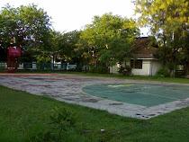 Lapangan Basket SMK Negeri 6 Surabaya