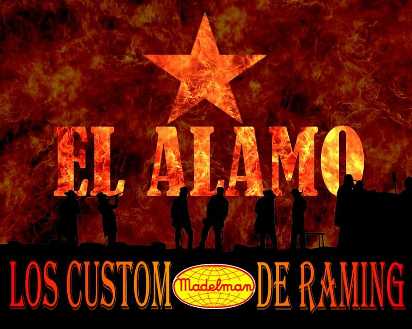 LOS CUSTOM DE RAMING