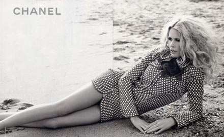 un pò di moda..Chanel