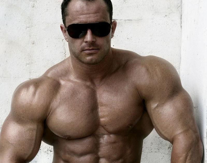 Bodybuilder Beautiful Profiles - Trent Fosters