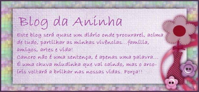 Blog da Aninha