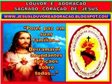 SELO RECEBIDO DE www.jesuslouvoreadoraçao.blogspot.com