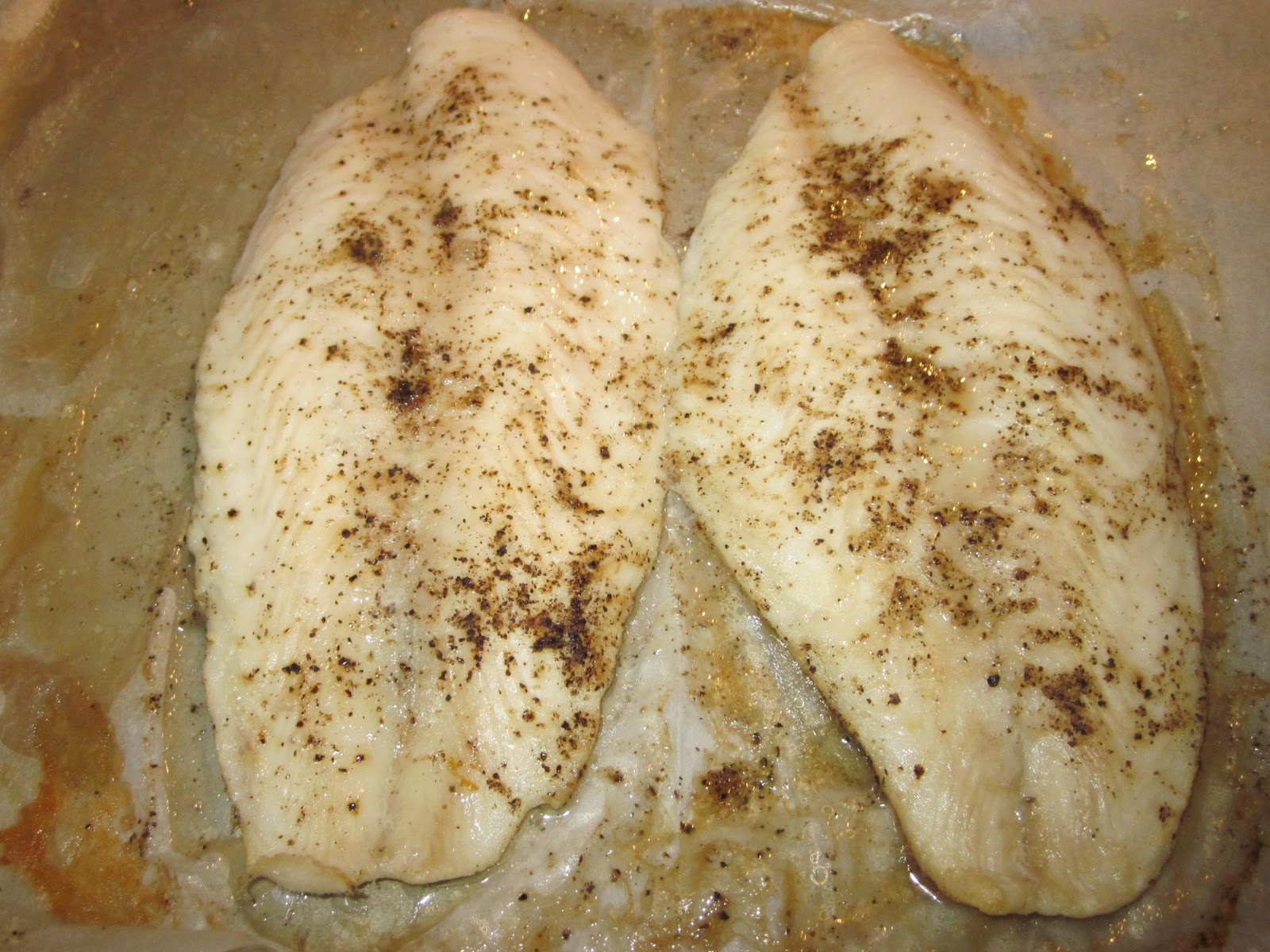 how to cook dover sole fillet in the oven