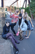 Modelos do editorial de beleza Outono/Inverno 2010